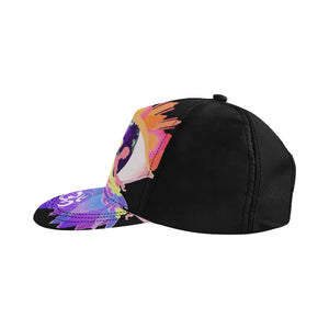 *Featured Gear* 'We Are hOMe' black AllOver print Snapback hat by Joseph forde
