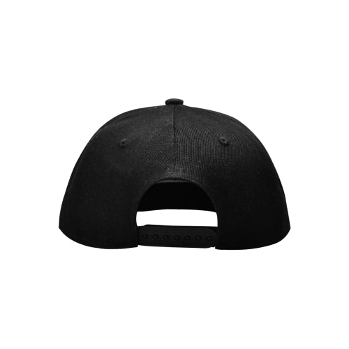 'We are hOMe' black Snapback hat by Joseph Forde