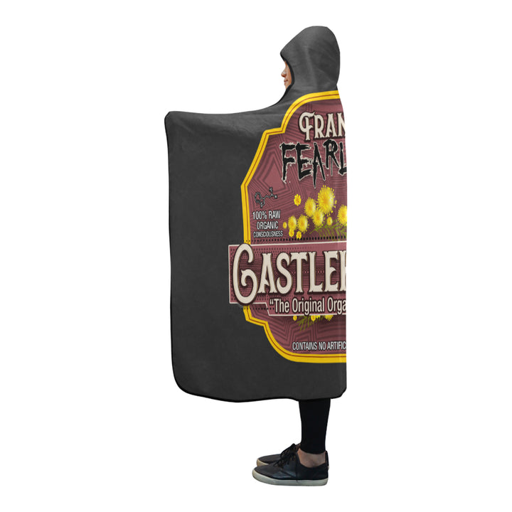 Castlehuasca Hooded Blanket by Nick