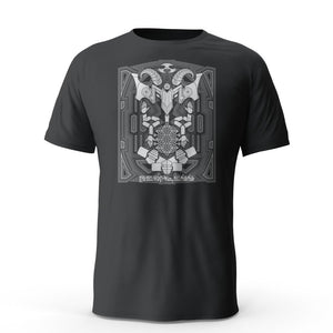 Nick's Baphomet DMT Entity Tee