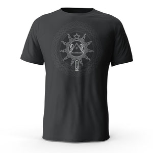A.I. lock out sigil Unisex dark color Tee