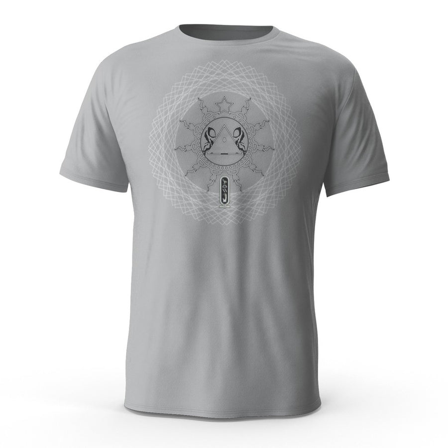 A.I. lock out sigil Unisex light color Tee