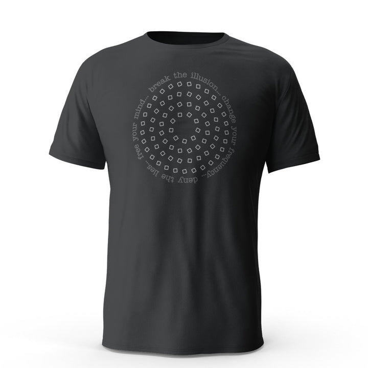 Nick's Rings of Illusion Short-Sleeve Unisex Tee