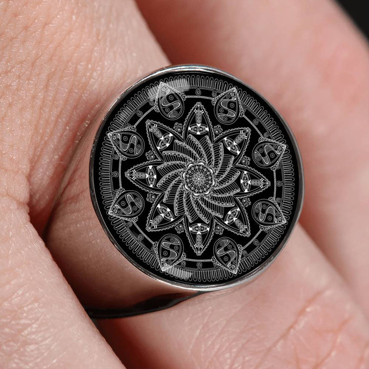 'DreamSpun' Ring by Holly Lindin