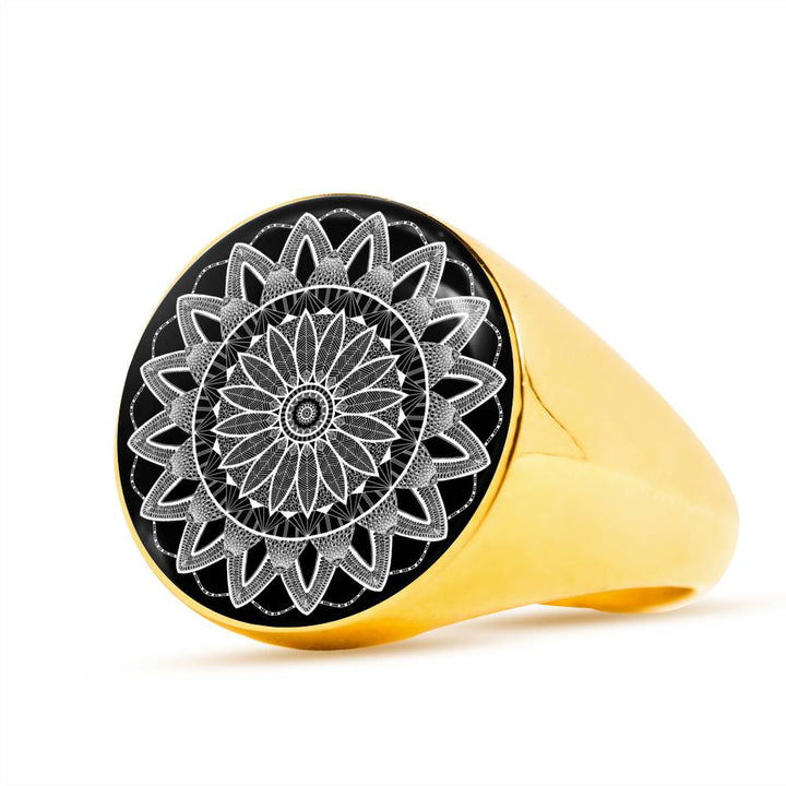 'Mastery' Ring by Holly Lindin