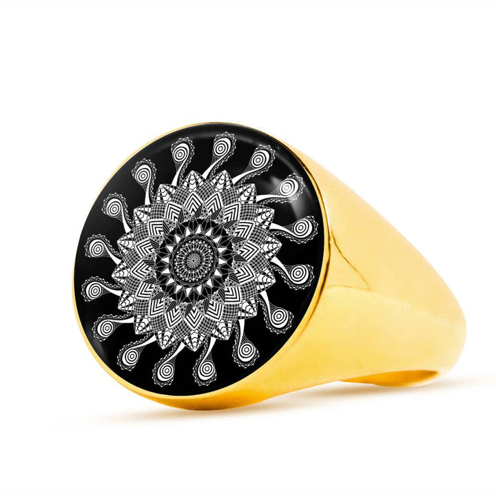 'Levitate' Ring by Holly Lindin