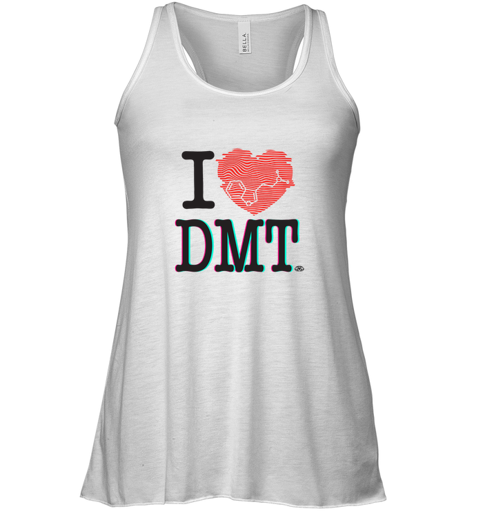 'I Heart DMT' Womens Apparel by Nick Zervos