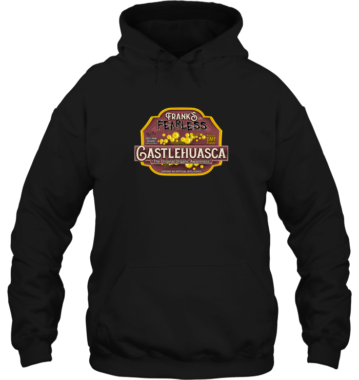 'Castlehuasca' Hoodies and Long Sleeves by Nick Zervos