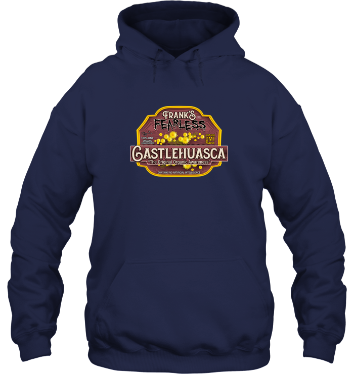 'Castlehuasca' Mens Apparel by Nick Zervos