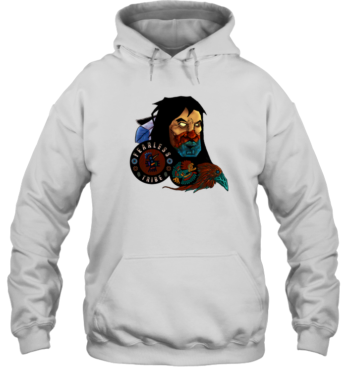 'Warrior' Hoodie and Long Sleeve by Tony