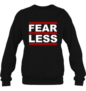 'FearLess Throwback' Womens Apparel by Tony