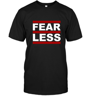 'FearLess Throwback' Tees by Tony