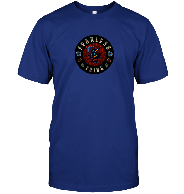 'Tribe Badge' Mens Apparel by Tony