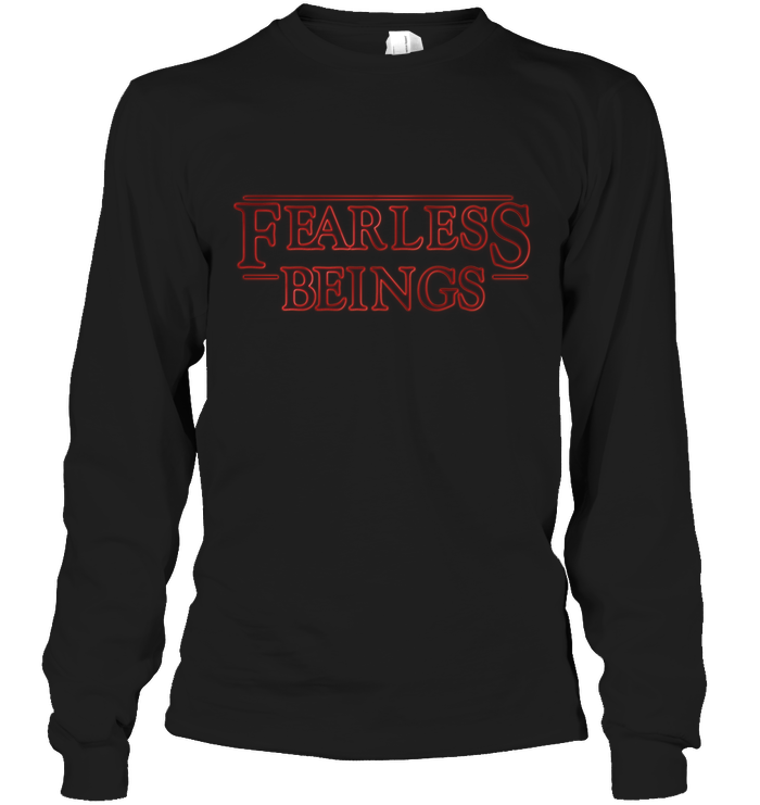 'FearLess Beings' Mens Apparel by Ron Freeman