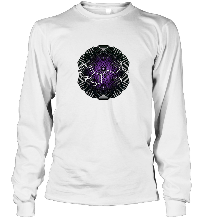 'DMT Molecule' Mens Apparel by Nick Zervos
