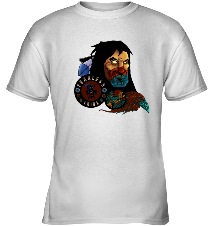 'Warrior' Kids Apparel by Tony