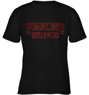 'FearLess Beings' Kids Apparel by Ron Freeman