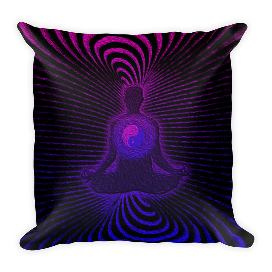 Ron's Purple Prana Tube Pillow