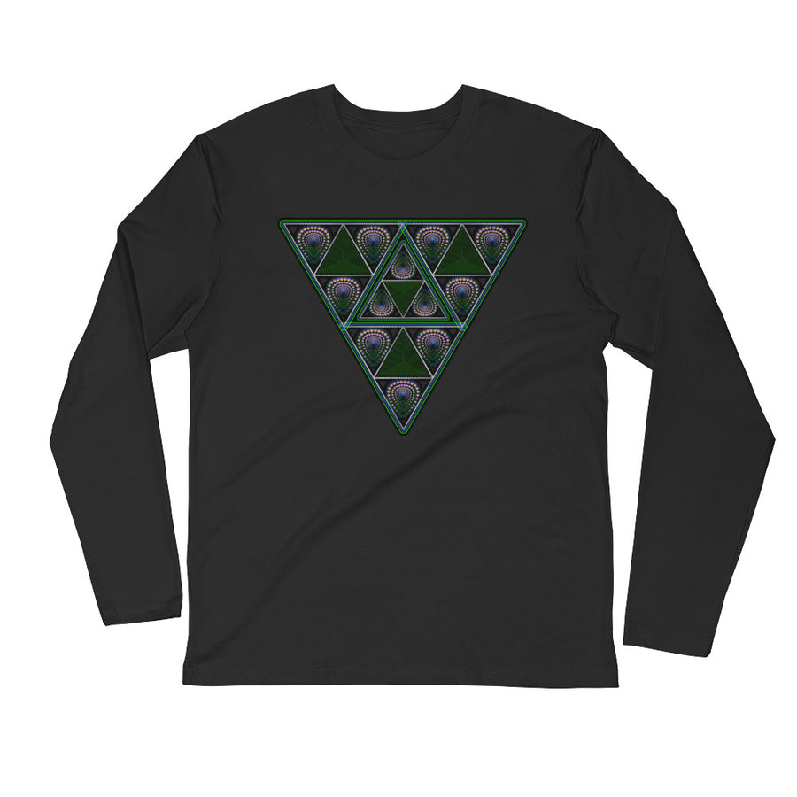 Nick's FearLess Triangle Down Long Sleeve