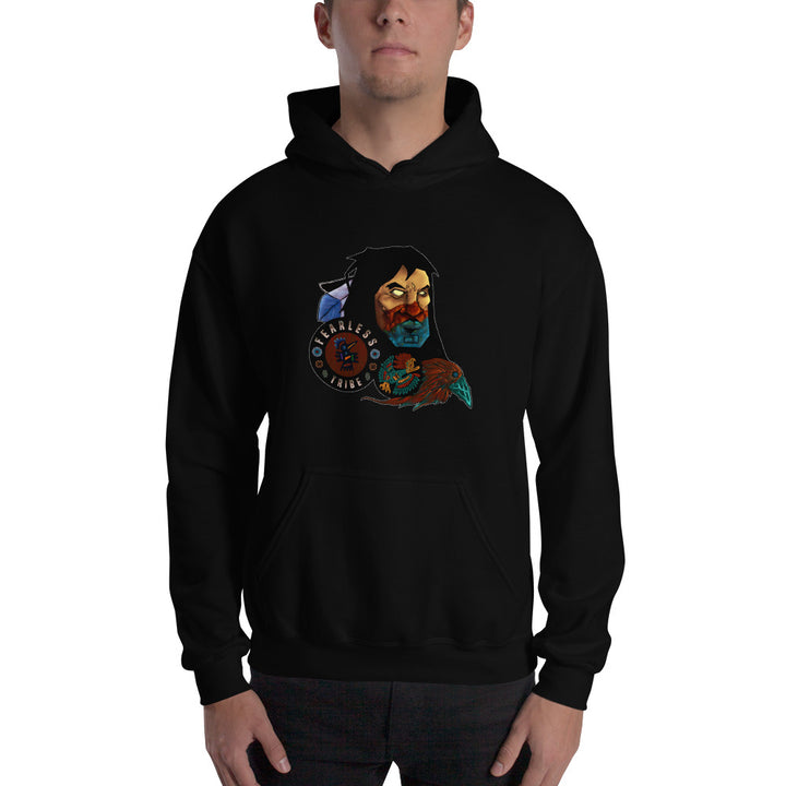 'Warrior' Hoodie by Tony