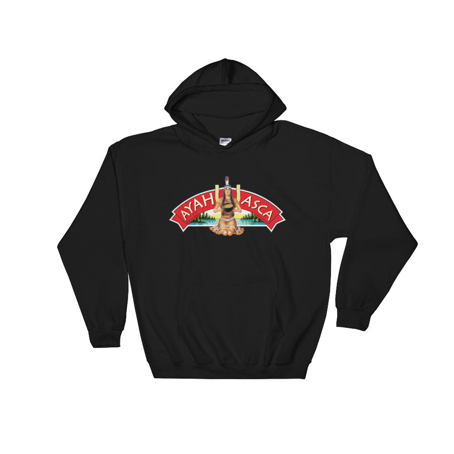 Ron's Ayahuasca Woman - Men's Hooded Sweatshirt