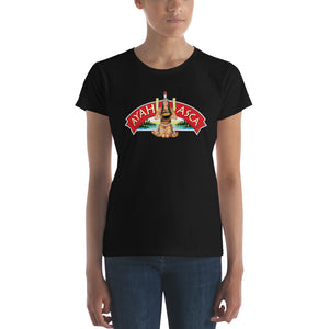 Ron's Ayahuasca Woman - Ladies Fashion Fit T-Shirt
