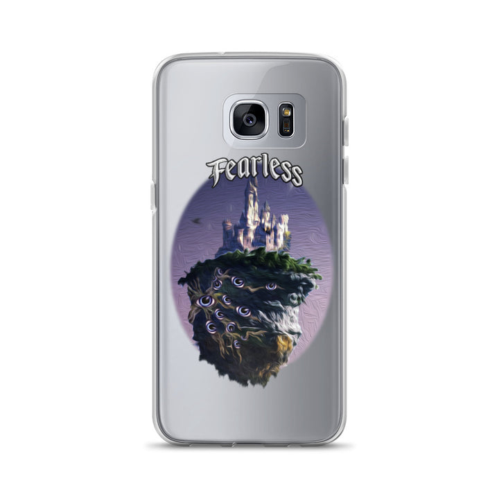 Ron's Floating Castle - Samsung Phone Case