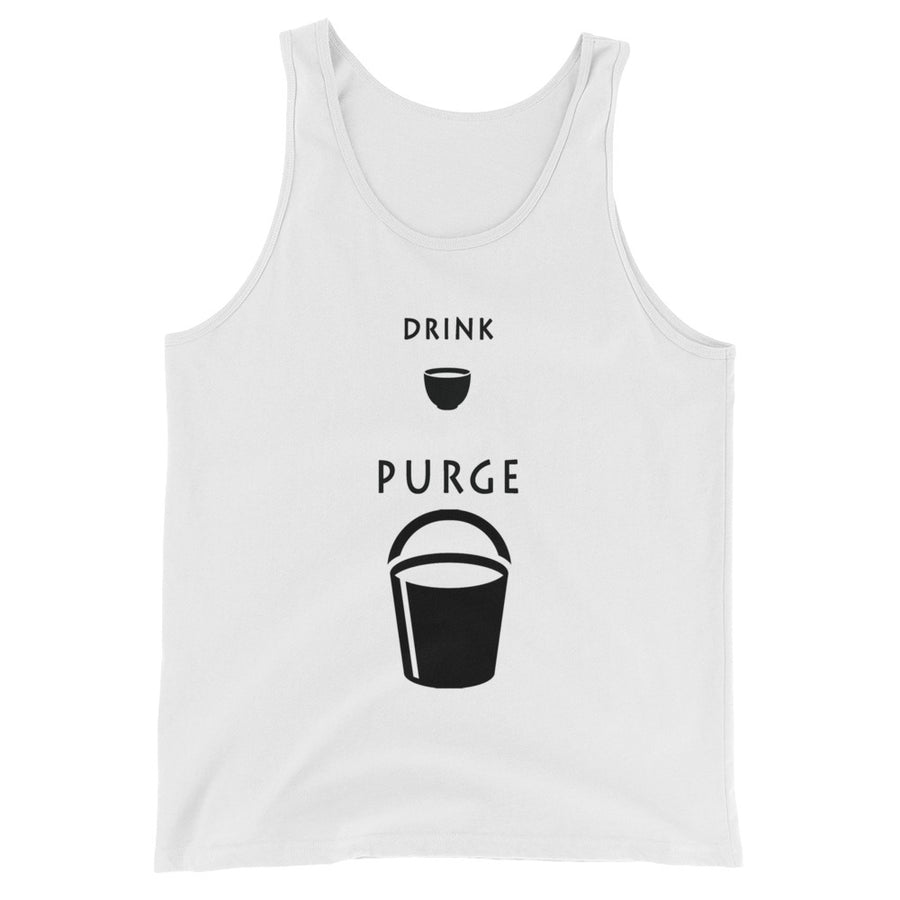 Ron's Drink-and-Purge Tank