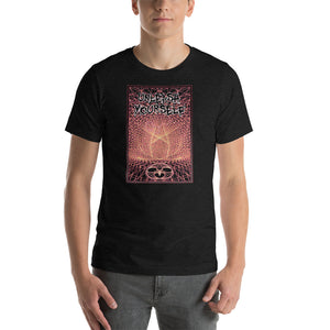 Nick's Unleash Yourself Short-Sleeve Unisex Tee