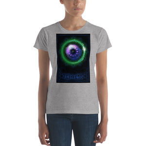 Nick's FearLess Transmutation Bubble Women's tee
