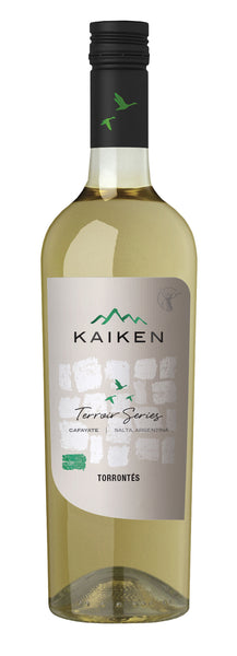 TERROIR SERIES - TORRONTÉS
