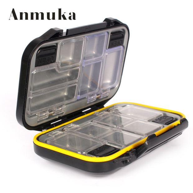 Small Clear Plastic Waterproof Tackle Box