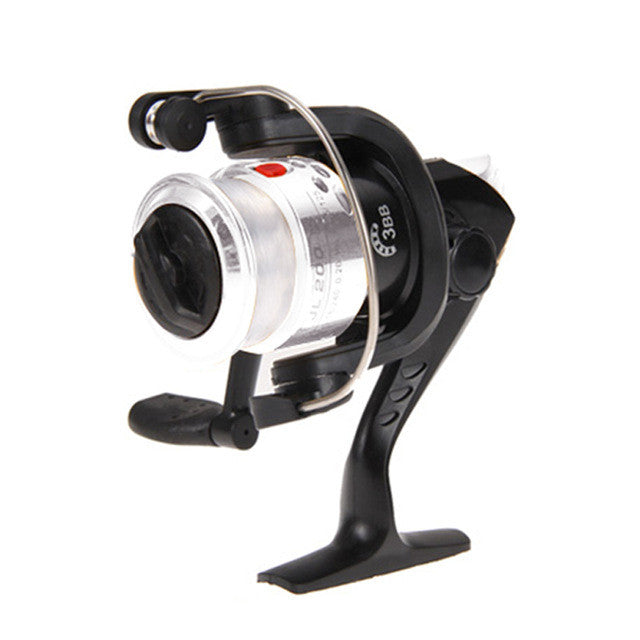 Fish Wheel Spinning Reel