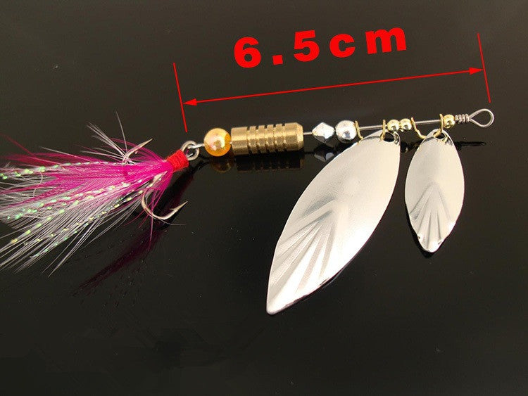 Noise Sequins Spinner Baits