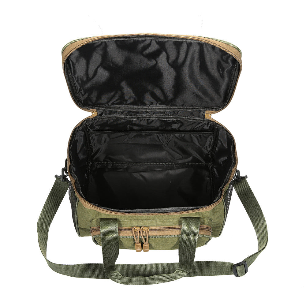 Multifunctional Fishing Bag 14.5 x 10 x 10 inches