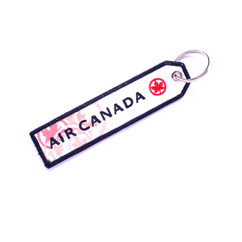 AIR CANADA AIRLINE KEYCHAIN