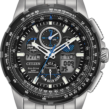 LIMITED EDITION (BLUE) SKYHAWK A-T SUPER TITANIUM