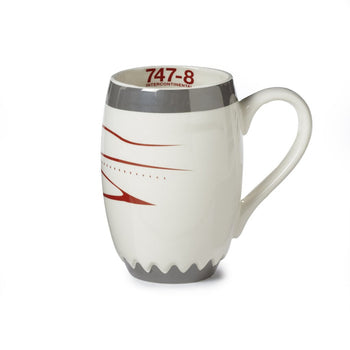 747-8 INTERCONTINENTAL ENGINE MUG