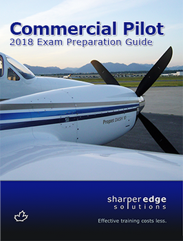 2018 SHARPEREDGE COMMERCIAL PILOT EXAM PREP
