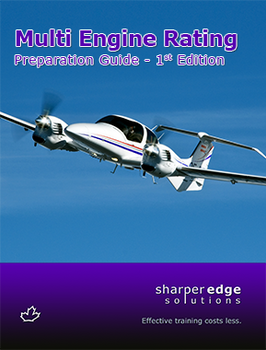 2018 SHARPEREDGE MULTI-ENGINE EXAM PREP