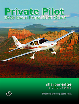 2018 SHARPEREDGE PRIVATE PILOT EXAM PREP