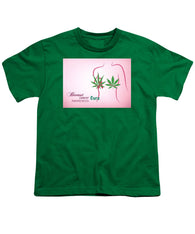 Breast Cancer Cure Awareness - Youth T-Shirt