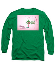 Breast Cancer Cure Awareness - Long Sleeve T-Shirt