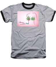 Breast Cancer Cure Awareness - Baseball T-Shirt
