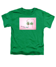 Breast Cancer Cure Awareness - Toddler T-Shirt