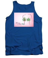 Breast Cancer Cure Awareness - Tank Top