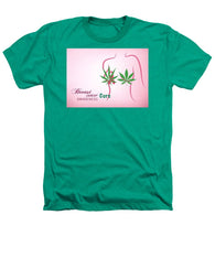 Breast Cancer Cure Awareness - Heathers T-Shirt