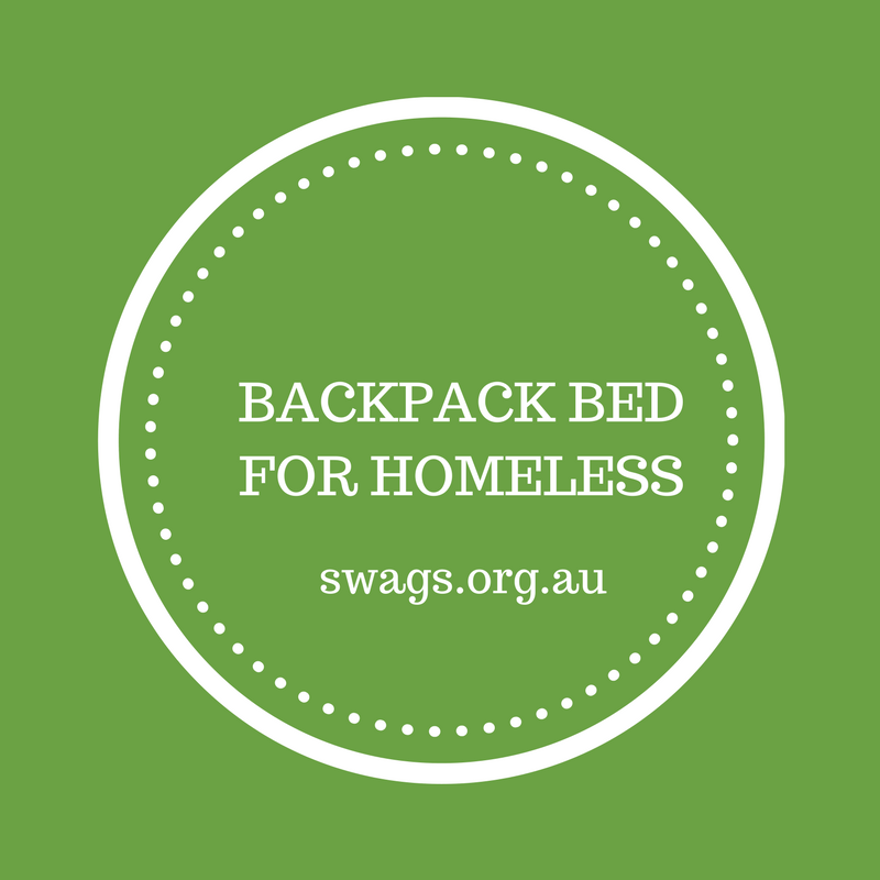 Donate to Backpack Bed for Homeless