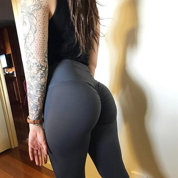Push Up Leggings - fitness - llenora