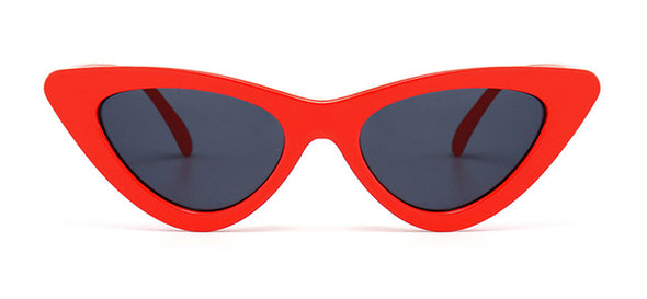 Retro Cat Eye Shades - sunglasses - llenora
